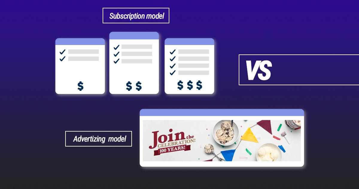 monetize video service